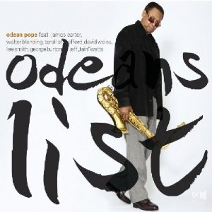 Album cover: Odean's List by Odean Pope